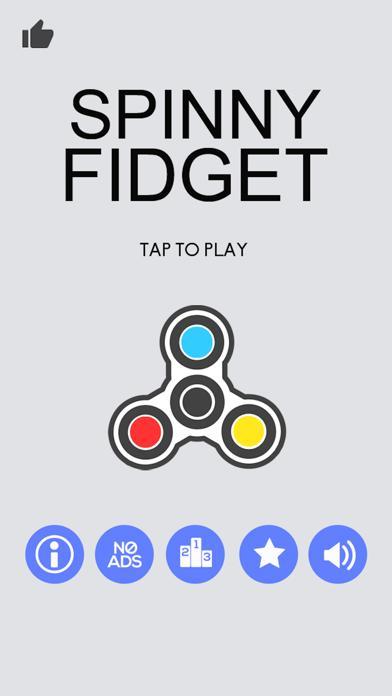 Spinny Fidget