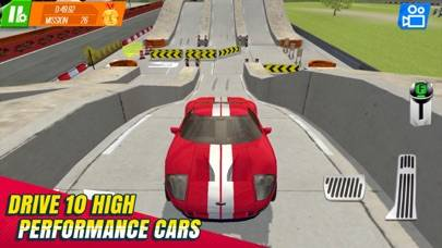 Car Trials: Crash Course Driver Walkthrough (iOS)