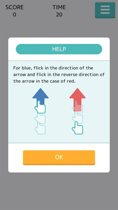 FlickSign - Reflection games