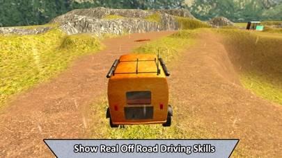 Real Off-Road Rickshaw Transport
