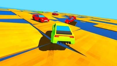 Pixel Car Dropout