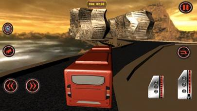 Hill Metro Bus Simulator 3d