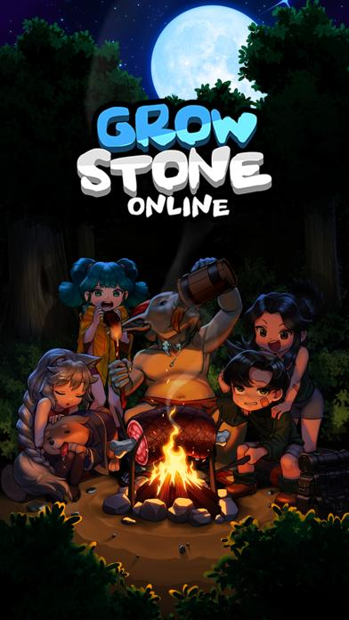 Grow Stone Online