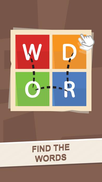 Connect Letters: Find Words