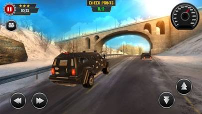 Offroad Jeep Challenge Walkthrough (iOS)