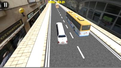 Modern Limo City Drive 3d Walkthrough (iOS)