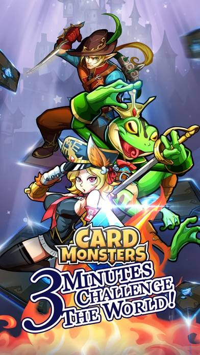 Card Monsters: 3 Minute Duels