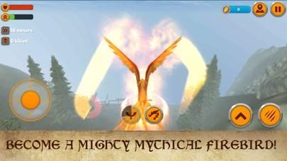 Phoenix Fantasy Fire Bird Simulator 3D