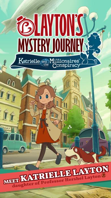 Layton's Mystery Journey Walkthrough (iOS)
