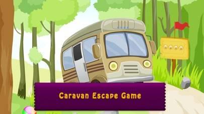 Caravan Escape - a fun games