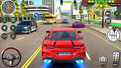 Real Driving School Simulator 2017 Walkthrough (iOS)
