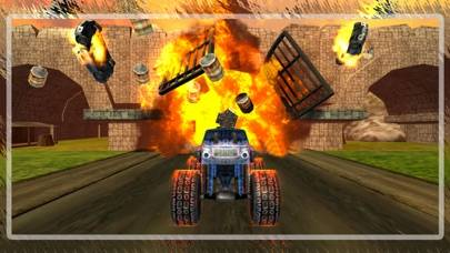 Grand Fighter- 3D Monster Truck