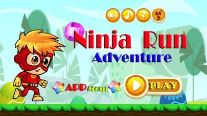 Ninja Running & Adventure Legend!