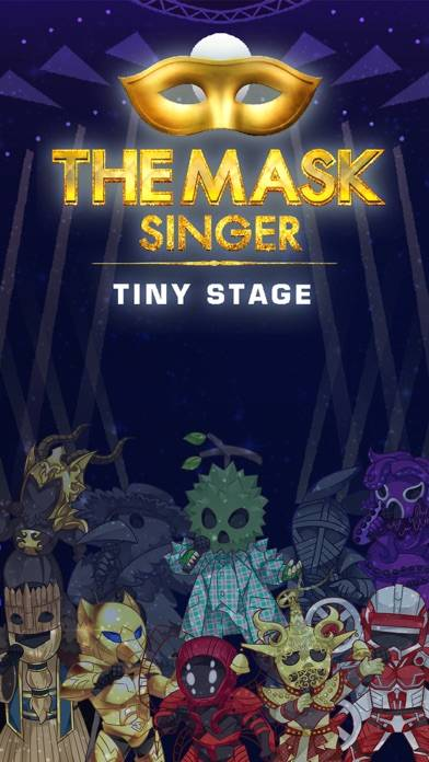 The Mask Singer Walkthrough (iOS)