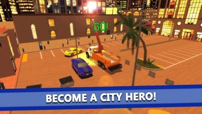 Emergency Driver Sim: City Hero Walkthrough (iOS)