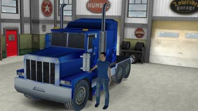 Real Truck Driving Sim 17 Walkthrough (iOS)