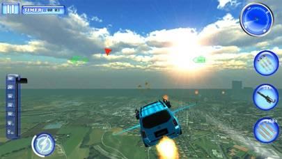 Flying Jeep Gunship Battle 3D 2017