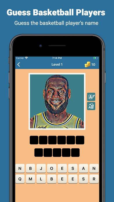 Who he play for: BBall Quiz