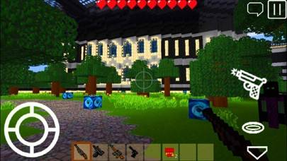Pixel Block Gun 3D Walkthrough (iOS)