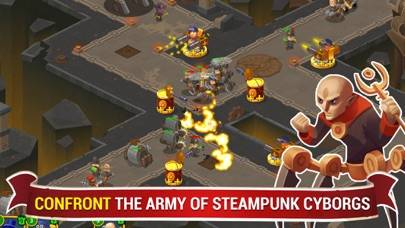 Steampunk Syndicate 2: Tower Defense