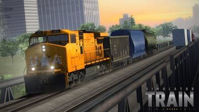 Train Simulator PRO 2018 Walkthrough (iOS)