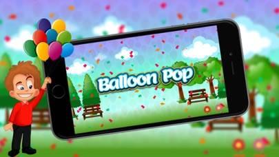 Balloon Popping and Smashing Game