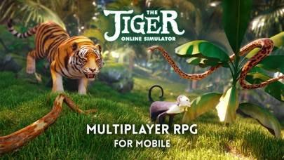 The Tiger: Online RPG Simulator Walkthrough (iOS)