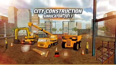 City Crane Construction Simulator 2017