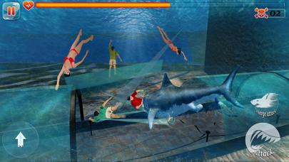 Scary Shark Unleashed 3D