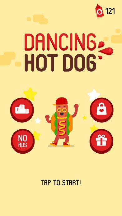 Dancing Hotdog