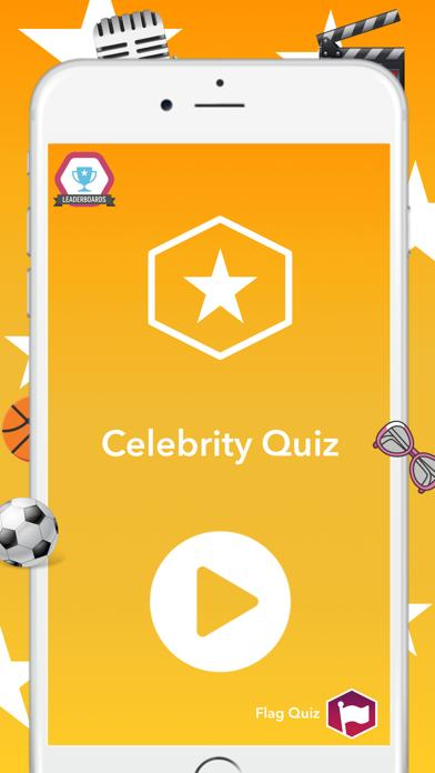 Celebrity Quiz - Who Is That?