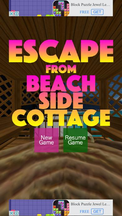 Escape from Beach Cottage Walkthrough (iOS)