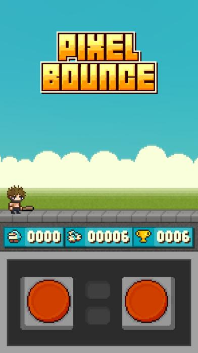 Pixel Bounce Walkthrough (iOS)
