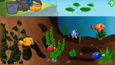 Fishing game for toddlers Walkthrough (iOS)