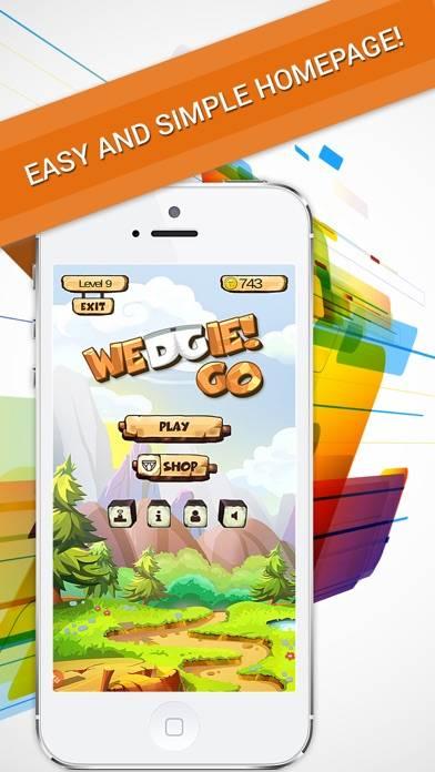 Wedgie Go Walkthrough (iOS)