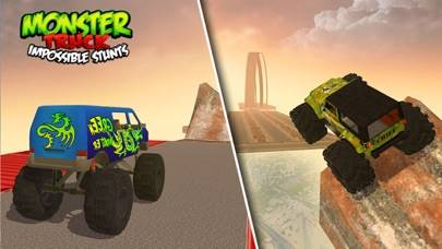 Monster Truck Impossible Stunts Walkthrough (iOS)