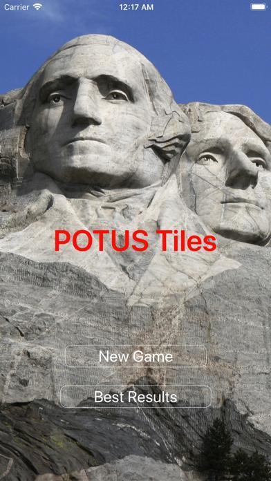 POTUS Tiles