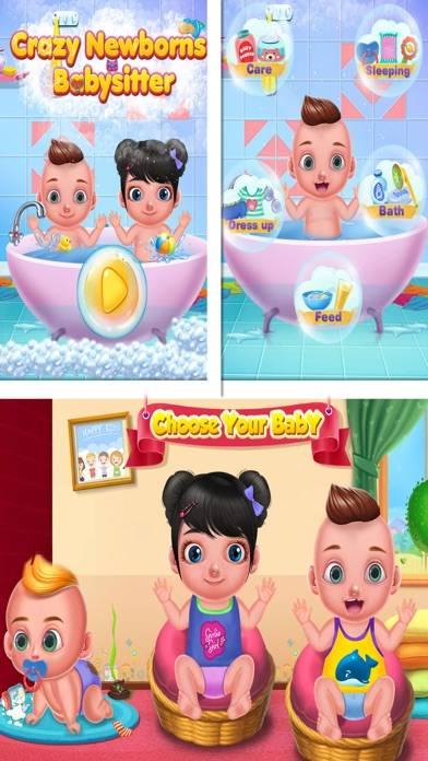 Crazy Newborns Babysitter & Daycare