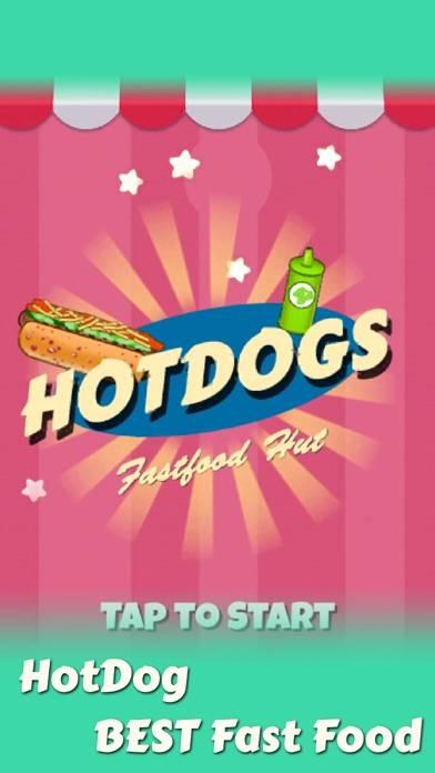 Hotdog Tasty: Fast Food Hut
