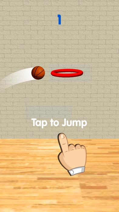 Flappy Dunk 3D Extreme-Street Basketball Challenge