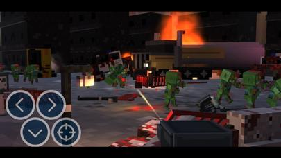 Police War Zombies: Intense Fighting
