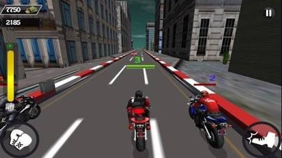 Motorcycle Race Stunt Attack 3d