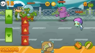 Zombie Defense Battle 2017