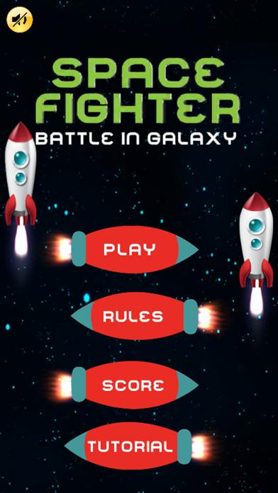 Space Fighter - Battle In Galaxy