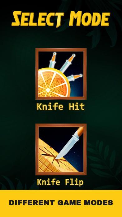 Flippy Knife Spin Challenge