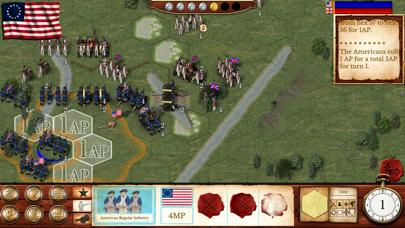 Hold the Line: The American Revolution Walkthrough (iOS)