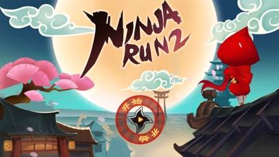 Ninja Run 2-Fight Monster Fun Games