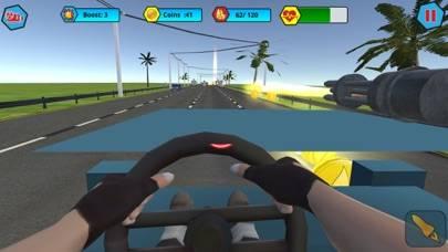 Retro Street Racer