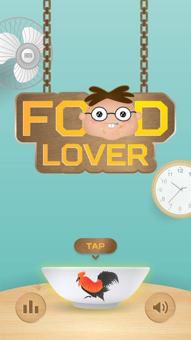 Food Lover Walkthrough (iOS)