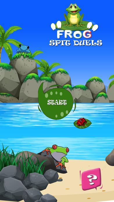 Frog Spit Duels